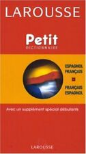 Larousse Petit Dictionnaire: Espagnol-Francais / F