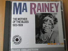 Ma Rainey, Mother of the Blues, 1923-28 CD