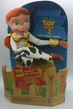 Vintage 1999 Disney Pixar Toy Story 2 Talk 'n Yodel Jessie New In Original Box