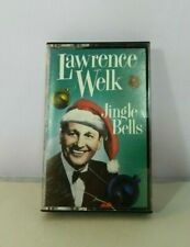 Lawrence Welk JINGLE BELLS Cassette Tape 1989 Very Good Condition