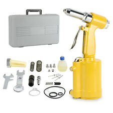"Air Riveter | 3/16"" Hydraulic Pop Rivet Pneumatic Riveting Gun 5/32 1/8 3/32"