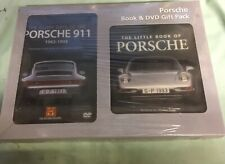PORSCHE 911 DVD AND BOOK GIFT SET.UNUSED AND SEALED.
