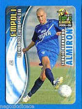 [GCG] CALCIO CARDS GAME 2005-06 - Figurina-Sticker n. 36 - ALMIRON - EMPOLI