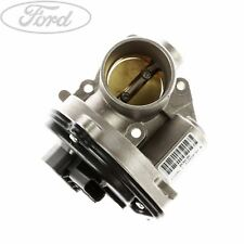 Genuine Ford Fiesta Fusion 1.25 1.4 1.6 Throttle Body & Motor Zetec EFI 1358592