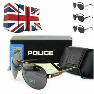 Men's Polarized Retro Driving Fashion Outdoor Sunglasses Glasses Eyewear + Box