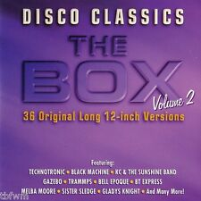 Disco Classics - The Box Vol. 2 - 3CD BOX - HOUSE ELECTRO DISCO