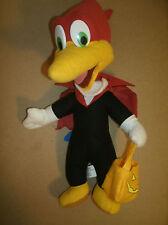 Plush Woody Woodpecker Halloween Devil Vampire Trick or Treat Kellytoy GUC