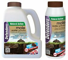 Natural Biodegradable Mole Scatter Granules Repellent Deterrent Garden
