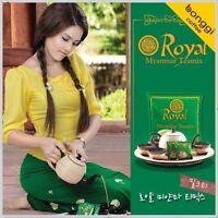 30T ROYAL Myanmar Teamix Soothing Drink really good taste Solid Milk Tea _ov