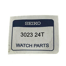 302324T for 7L22 Yt57 Yt58 Seiko Kinetic Watch Capacitor Battery