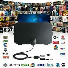 120 Millas Distancia Interior Digital TV Antena HDTV 1080P 4K Amplificador
