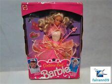 Costume Ball Barbie 1989 Doll 7123 NRFB Mattel