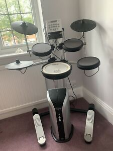 Roland HD-3 V-Drums Lite Complete With Roland PM-03 Amp