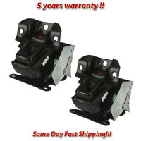 Engine Mount 2PCS w/ Bracket 2007-2014 for Escalade Silverado Tahoe Yukon Sierra