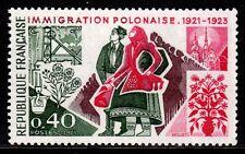 France - 1973 Polish immigrants Mi. 1820 MNH