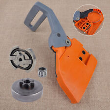 Sprocket Clutch Brake Handle Cover Kit Fit For HUSQVARNA 36 41 136 137 141 142