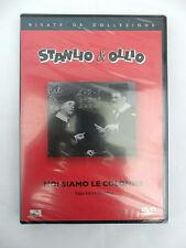 STANLIO & OLLIO Noi siamo le colonne Film DVD