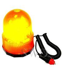 Balises et gyrophares orange pour la sécurité et la signalisation des automobiles
