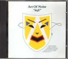 The Art Of Noise - Daft - CDA - 1994 - Experimental Synth Pop