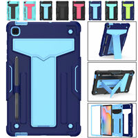 For Samsung Galaxy Tab S6 Lite 10.4 P610 P615 Shockproof Rugged Stand Case Cover