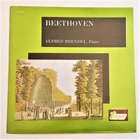 Beethoven - Alfred Brendel, Piano | Turnabout Vinyl LP
