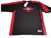 VINTAGE NASCAR T Shirt XL Dale Earnhardt 3 Chase Authentics Shirt Jersey NWT NOS