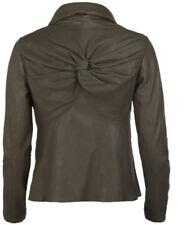 Rare All Saints Spitalfields Ladies HYDE Leather Jacket UK8