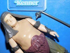 VTG~original~1977~1978~1983~1984~Kenner~Star~Wars~Rancor~Keeper~Blaster~lot~set