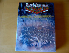 Box Set: Rick Wakeman :  Journey To The Centre Of The Earth Live : Sealed