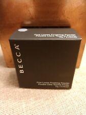Becca fine loose finshing powder- Carob- NIB 15 g/.53 oz.