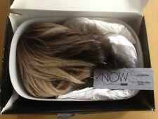 Luxhair Asymmetric Wig, Blonde / Auburn / Brown, 2102250 A272398 A29000