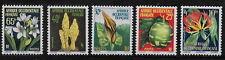 AFRICA OCC. Francese     1958   Flowers   MNH-VF  #  Y.T. 95-9