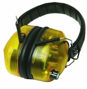 CASQUE DE SECURITE CHANTIER ANTI BRUIT ELECTRONIQUE SNR 30 dB