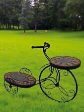 Supporto per Fiori Piante Bicicletta Sardena, Mediterraneo Mosaico