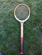 Vintage Dunlop Tennis Racket Multyply Super