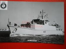 PHOTO  HMS PENZANCE (M106) IS A SANDOWN CLASS MINEHUNTER COMMISSIONED BY THE ROY
