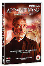 APPARITIONS GENUINE R2 DVD BBC DRAMA MARTIN SHAW 3-DISC SET VGC