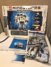 LEGO 8547 Mindstorms NXT 2.0 100% Complete TESTED With Instructions And Box CD
