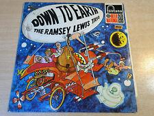 La Ramsey Lewis Trio/Down to Earth/1960 FONTANA LP
