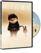Where the Wild Things Are (DVD), Region-4, Like new (Disc: NEW), free shipping