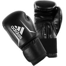 adidas Speed 50 Boxing Gloves Black / White Sparring 10oz 12oz 14oz 16oz