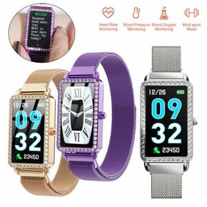 Women Bluetooth Smart Watch Bracelet Call/SMS reminder for iPhone 7 8 X 11 XS XR
