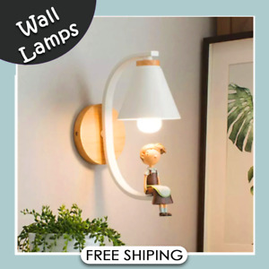 Nordic Modern Wall Lamp indoor outdoor home bed living room office decor Light