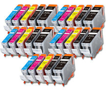 25P Quality Ink Set + Chip for Canon PGI-5 CLI-8 iP4500 iP5200 MP500 MP510 MP610