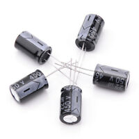 10*Elektrolyt Kondensator 450V 22UF 22µF 105°C Radial Alu Electrolytic Capacitor