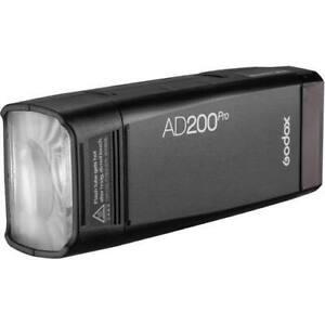Godox AD200Pro Akkublitz (200Ws, TTL, HSS)