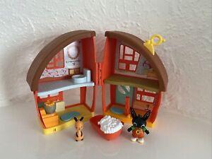 Cbeebies Bing Bunnys House With Figures