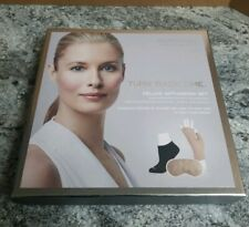 iluminage Deluxe Anti-Ageing Set Copper Technology Socks Gloves Eye Mash S/M M/L