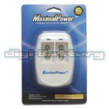 MaximalPower 9-Volt Dual Battery Charger