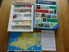 Weltreise 1974, Ravensburger, Spielesammlung auflösen